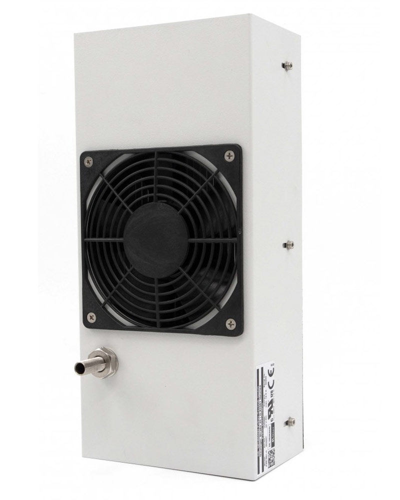 Thermoelectrics, switch cabinet coolers and laboratory technology