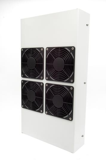 Switch cabinet cooler series AC